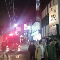 新宿ゴールデン街~思い出が焼けた日~