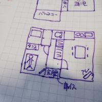 第9回 「間取り図・周辺地図」のススメ