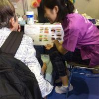 第138回 東京医療保健大学東が丘・立川看護学部が<br />地域とともに開催「ひがしが丘保健室」