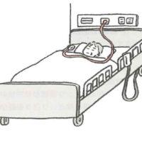 転落だけじゃない!高齢者のけがにつながるベッドまわりの危険を解消する方法